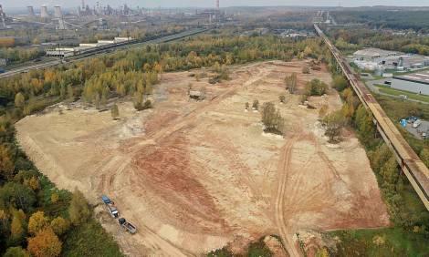 W Dąbrowie Górniczej rośnie strefa aktywności gospodarczej