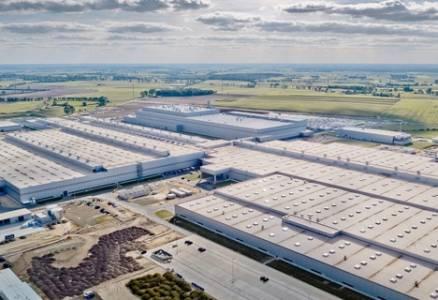 Otwarcie zakładu VW we Wrześni