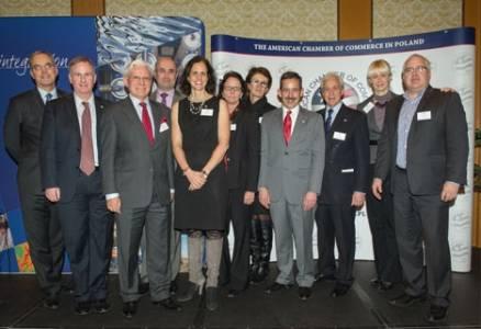 Amerykańska Izba Handlowa w Polsce wybrała nową Radę Dyrektorów