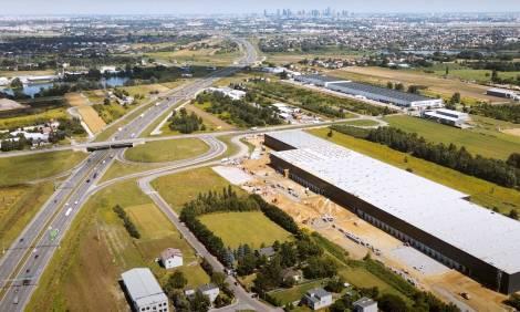 GLP Warsaw II Logistics Centre