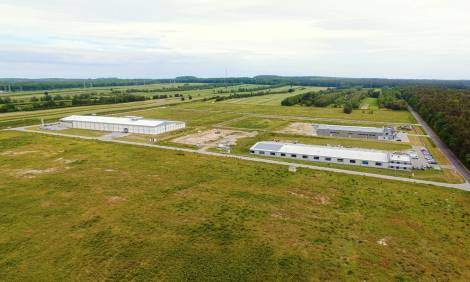 Kraśnik planuje budowę Parku Przemysłowego Kraśnik