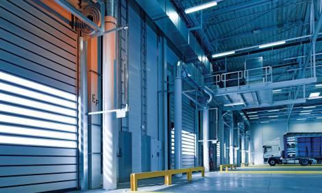 Wzrost popytu na powierzchnie logistyczne dzięki rosnącym obrotom w sektorze e-commerce