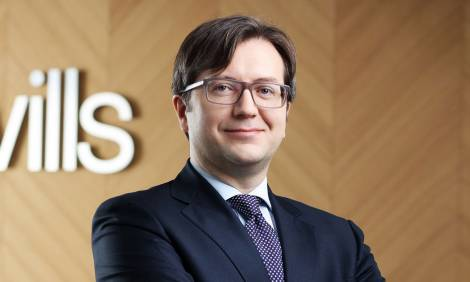 Marek Paczuski, Savills
