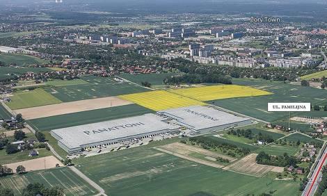 W Żorach powstaje centrum logistyczne