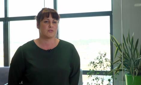 Katarzyna Rosa-Czubak, kierownik ds. sprzedaży, Bydgoski Park Przemysłowo-Technologiczny