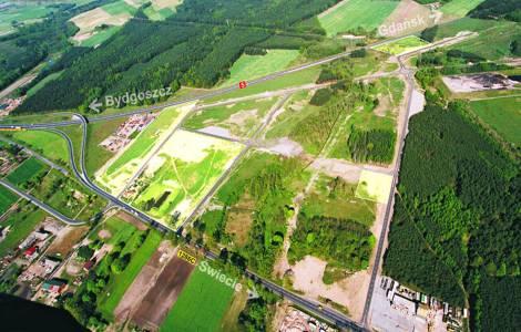Kolejne tereny inwestycyjne gminy Świecie