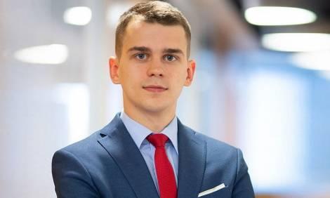 Adam Ziębick z Kancelarii Chałas i Wspólnicy
