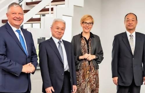 Japończycy zainwestują w ŁSSE