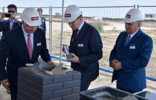 Miele inwestuje 50 milionów Euro w Łódzkiej SSE