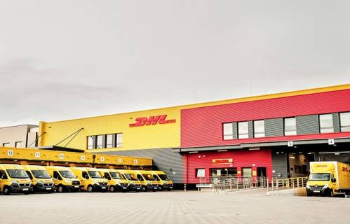 DHL otworzył kolejny terminal lotniczy