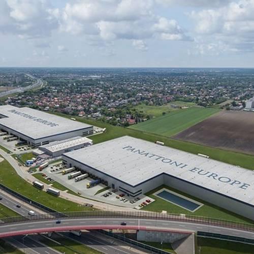 Startuje budowa parku logistycznego w Konotopie pod Warszawą