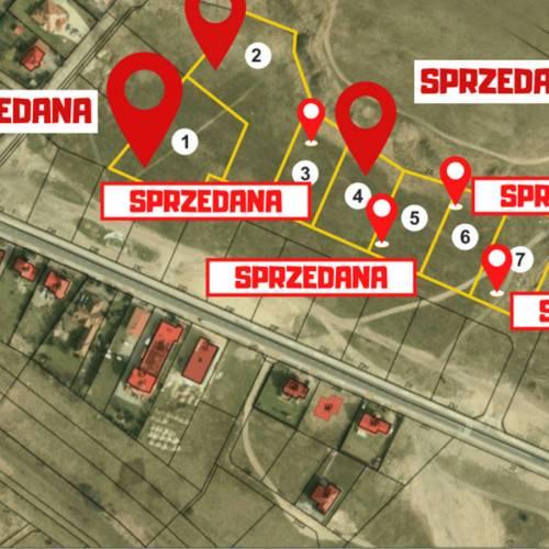Działki inwestycyjne w Toruniu