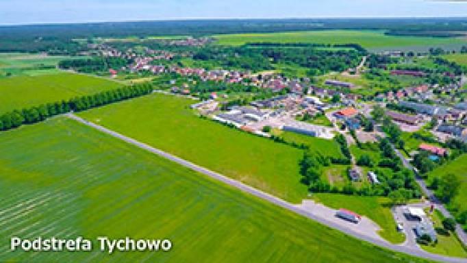 Podstrefa Tychowo