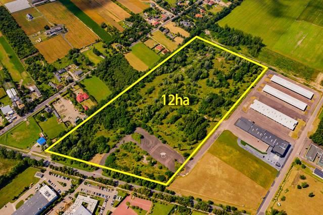 Teren inwestycyjny Ksawerów, 31 ha i 12 ha