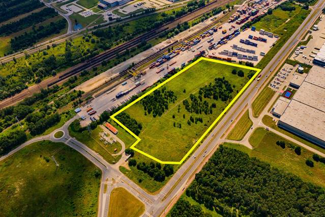 Teren inwestycyjny Olechów, 5,6 ha