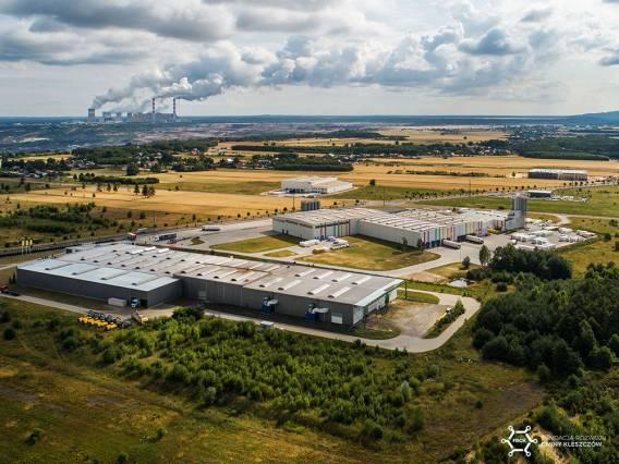 Strefa Przemysłowa Żłobnica