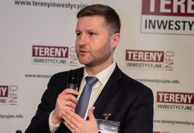 Maciej Madejak, Dyrektor ds. Rozwoju Regionalnego na Polskę Goodman Poland