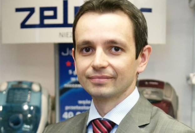 Paweł Markowsk,i Dyrektor Zarządzania Dostawami i Rozwoju Produktu - Grupa Zelmer SA