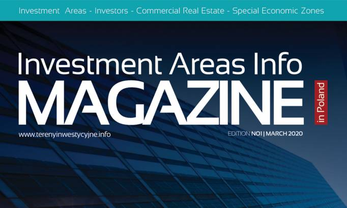 Investment Areas Info Magazine Nr. 01/2020