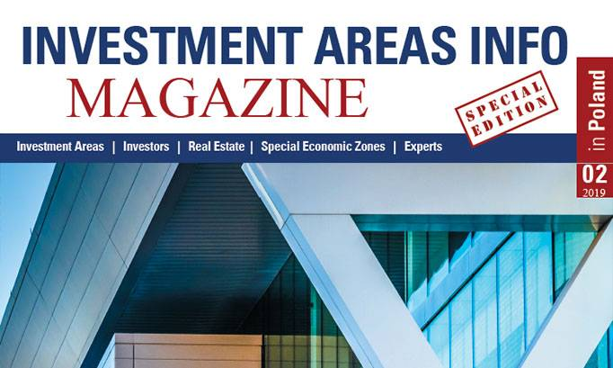 Investment Areas Info Magazine Nr. 02/2019
