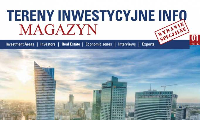 Investment Areas Info Magazine Nr. 01/2016