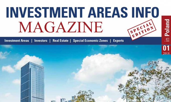 Investment Areas Info Magazine Nr. 01/2018