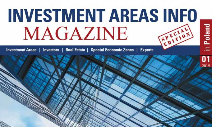 Investment Areas Info Magazine Nr. 01/2019