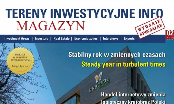 Investment Areas Info Magazine Nr. 02/2015