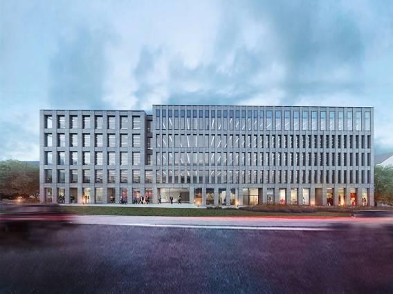 Centrum Biurowe Preludium