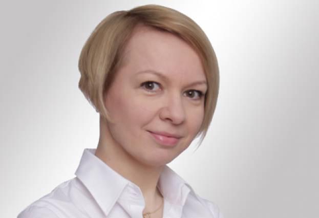 Patrycja Wolińska-Bartkiewicz, Dyrektor Zarządzający Pionem Funduszy Europejskich w BGK