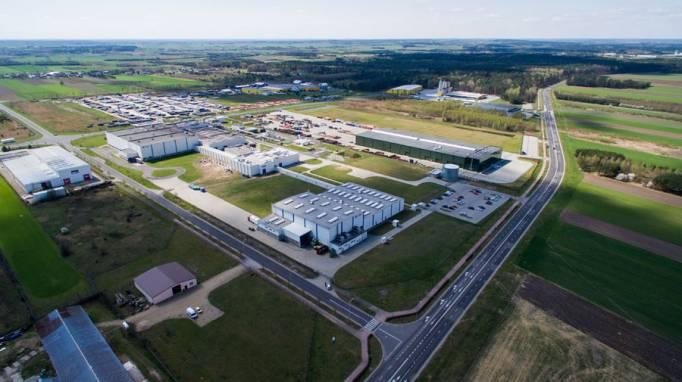 Strefa Przemysłowa w Żłobnicy