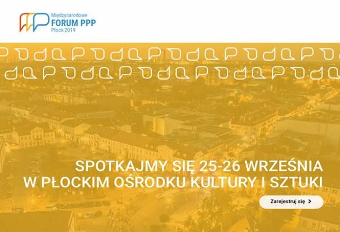 Płock przekonuje samorządy do PPP. III edycja Międzynarodowego Forum PPP