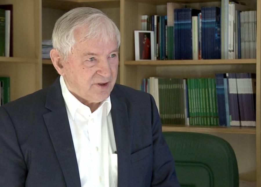 Prof. Stanisław Gomułka, główny ekonomista BCC