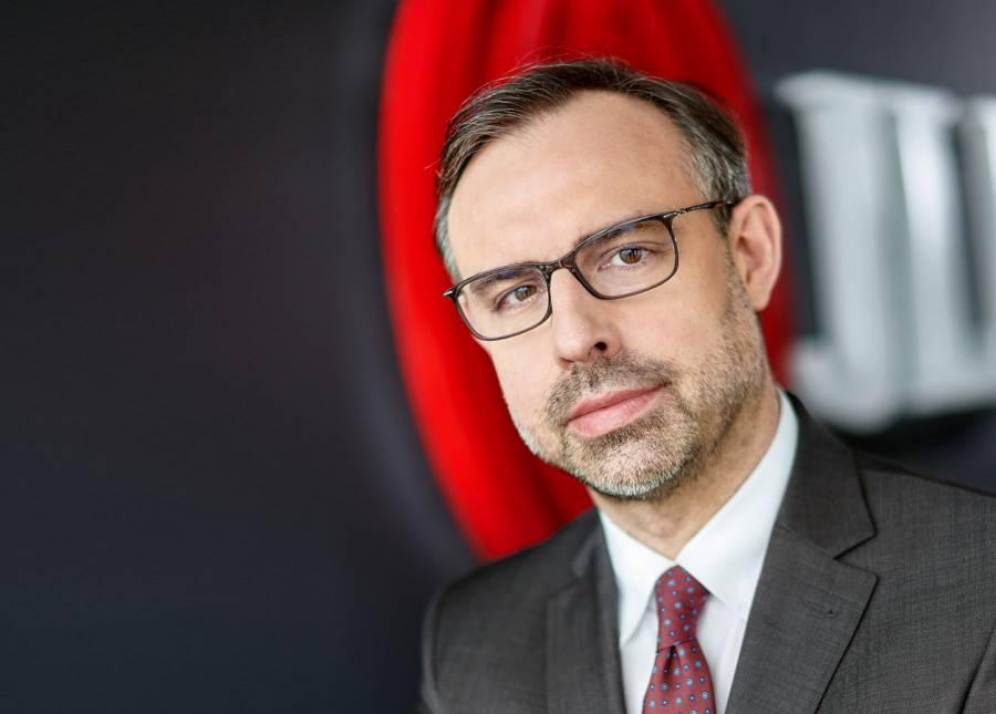 Paweł Sztejter, wiceprezes zarządu JLL w Polsce