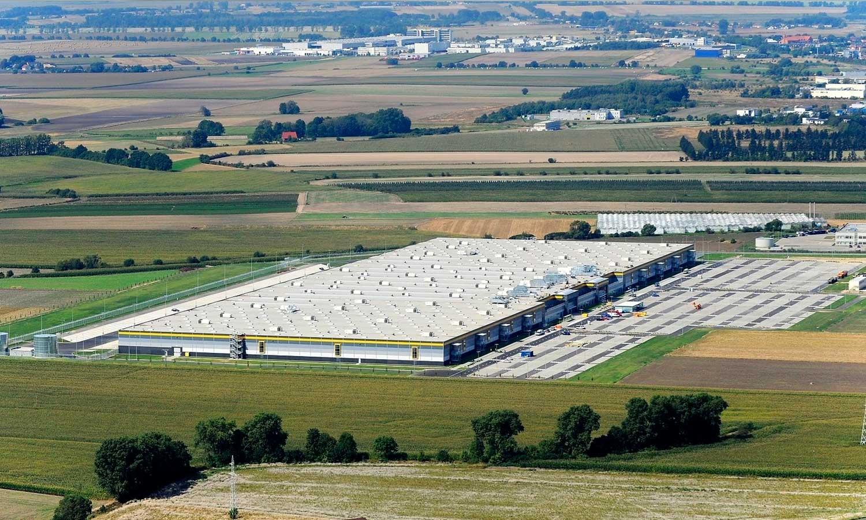 Rekordowy W Polsce Big Box O Powierzchni 123 300 M Kw Dla Leroy Merlin