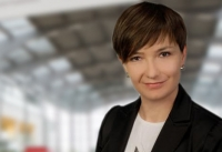 Aleksandra Gilewska, Manager ds. Marketingu w firmie Baumit